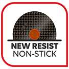 New Resist Non-Stick